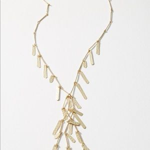 Anthropologie Necklace NWT